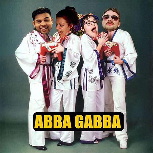 Abba Gabba at Balter Festival