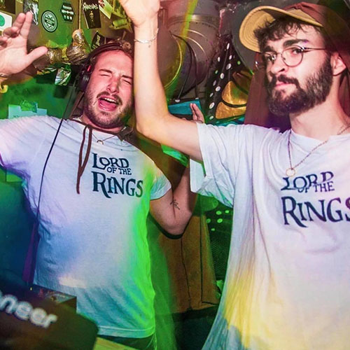 Dj Lord of the Rings at Balter Festival