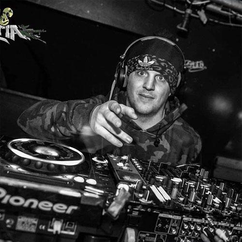 DJ St!cky at Balter Festival