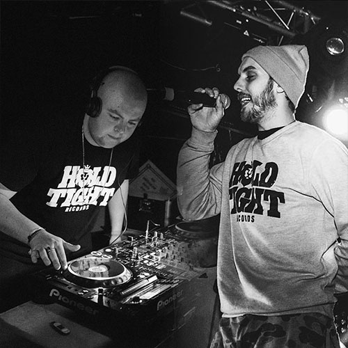 Hold Tight Records at Balter Festival