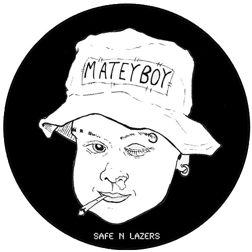 Mateyboy at Balter Festival