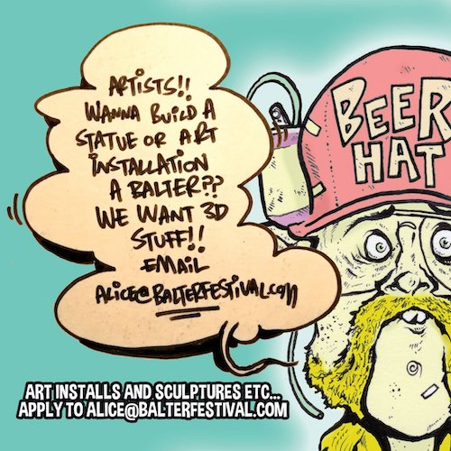 Art Installations at Balter Festival